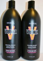 Naturelle Volumax Volumizing Shampoo Extreme Body Boost 33.8oz (2 pack)