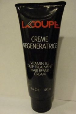 La Coupe Creme Regeneratrice Deep Treatment Hair Repair 3.5 oz