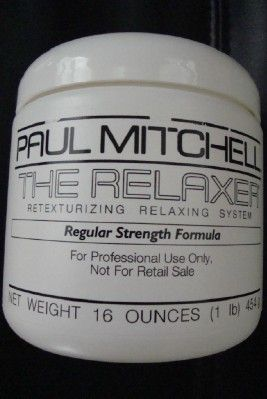 Paul Mitchell The Relaxer Retexturizing Relaxing System 16oz
