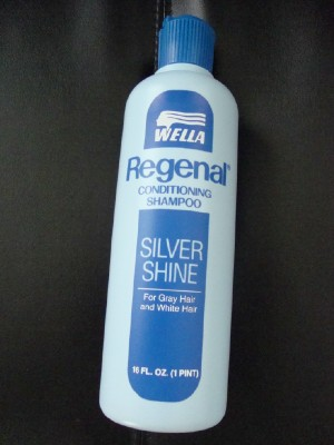 Wella Regenal Instant Normalizing Shampoo For Gray Hair