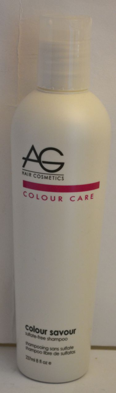 AG Hair Cosmetics Colour Care Colour Savour Sulfate-Free Shampoo 8 oz