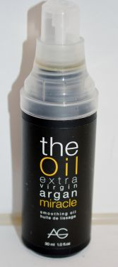 AG The Oil Extra Virgin Argan Miracle Smoothing Oil 1 oz