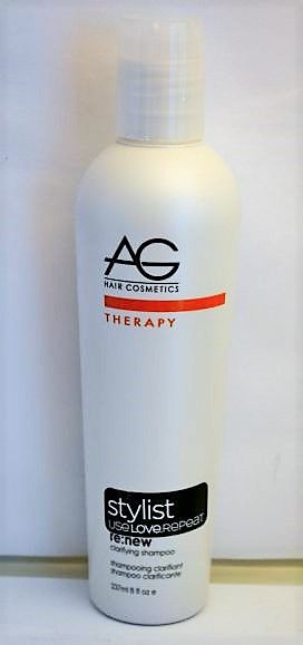 AG Hair Cosmetics Therapy Re:new Clarifying Shampoo 8 oz
