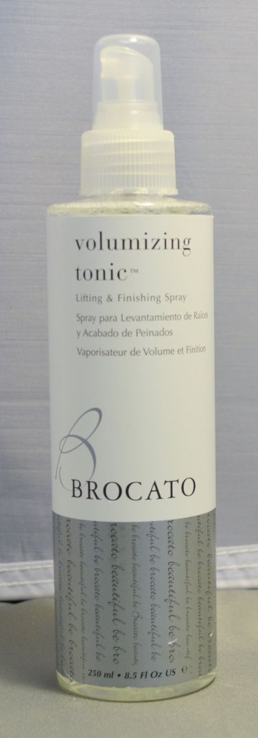 Brocato Volumizing Tonic Lifting & Finishing Spray 8.5 oz