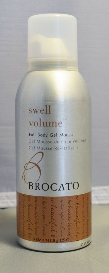 Brocato Swell Volume Full Body Gel Mousse 5 oz