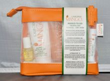 California Mango Travel Kit Mango-To-Go For Normal-Dry Skin