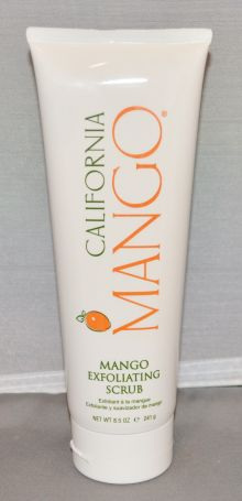 California Mango Exfoliating Scrub 8.5 oz