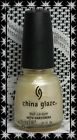 China Glaze Straight Up Nail Polish