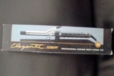 "Conair Elegante' Professional Curling Iron 3/4"" - Series 300"