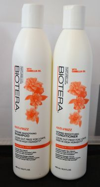 Biotera Anti-Frizz Intense Smoothing Conditioner 15.2oz (2 pack) Paraben-Free