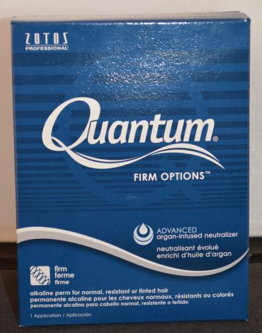 Quantum Firm Options Alkaline Perms 12 PACK - Firm