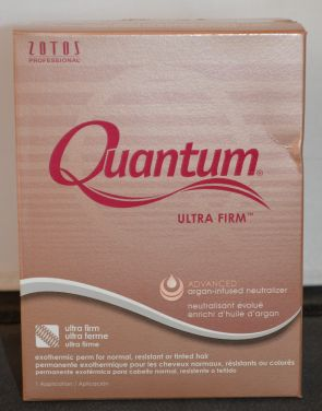 Quantum Ultra Firm Exothermic Perms 12 PACK - Ultra Firm