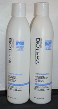 Biotera Hypoallergenic Ultra Gentle Shampoo & Conditioner Set 15.2oz each