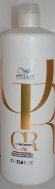 Wella Oil Reflections Luminous Reveal Shampoo 33.8 oz (1 liter)