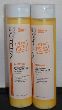 Biotera Nurture Moisturizing Conditioner 10.1oz (2 pack) - Sulfate & Dye Free