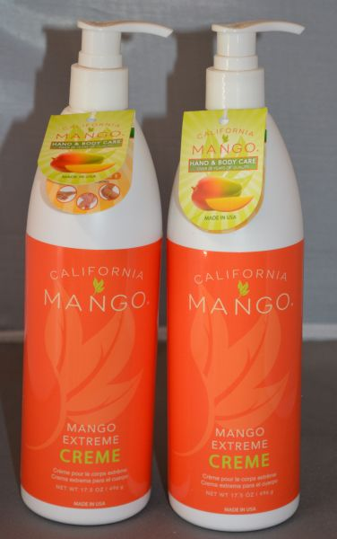 California Mango Extreme Creme 16.9 oz (2 pack)