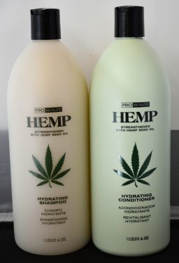 Hemp Hydrating Shampoo & Conditioner Set 33.8oz each - Color Safe