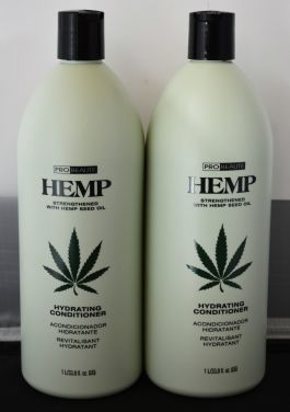 Hemp Hydrating Conditioner 33.8oz (2 pack) - Color Safe