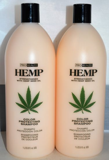 Probeaute Hemp Color Protecting Shampoo 33.8oz (2 pack)