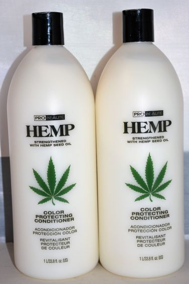 Hemp Color Protecting Conditioner 33.8oz (2 pack)