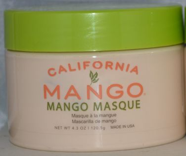 California Mango Masque 4.3oz - Vegan Formula