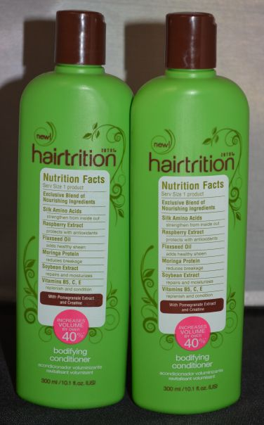 Zotos Hairtrition Bodifying Conditioner 10.1oz (2 pack)