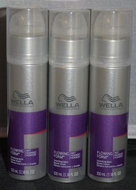Wella Flowing Form Smoothing Balm 3.38 oz (3 pack)