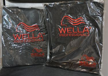 Hair Coloring Apron and Cape Set by Wella Professionals