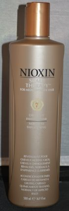 Nioxin System 7 Scalp Therapy for Medium/Coarse Hair 16.9oz