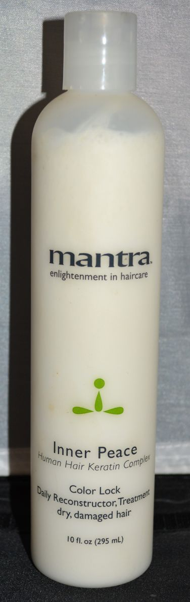Mantra Inner Peace Color Lock Daily Reconstructor Treatment 10 oz