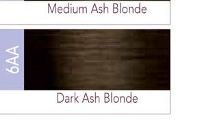 ISO I.Color Dark Ash Blonde 6AA (6.2) Permanent Hair Color Creme 2oz (3 pack)