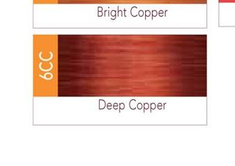 ISO I.Color Deep Copper 6CC (6.44) Permanent Hair Color Creme 2oz (3 pack)