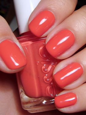 Essie California Coral Nail Polish