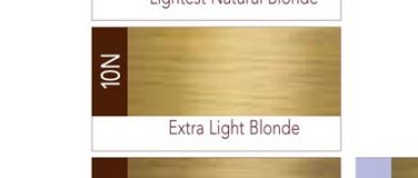 ISO I.Color Extra Light Blonde 10N (10) Permanent Hair Color Creme 2oz (3 pack)