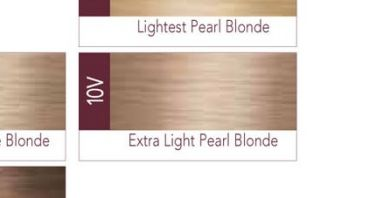 ISO I.Color Extra Light Pearl Blonde 10V (10.7) Permanent Hair Color Creme 2oz (3 pack)