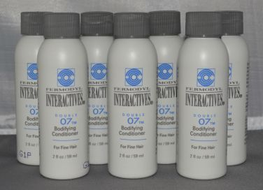 Fermodyl Interactives Double 07 Bodifying Conditioner 2 oz (7 pack)