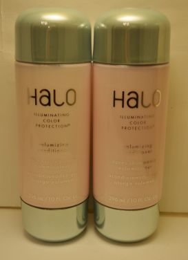 Halo Illuminating Color Protection Volumizing Conditioner 10oz (2 Pack) Total = 20oz