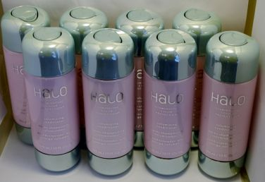 Halo Illuminating Color Protection Volumizing Conditioner 10oz (8 Pack) Total = 80oz