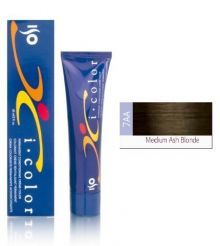 ISO i.Color 7AA Medium Ash Blonde (3 Pack)