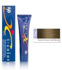 ISO i.Color 7NA Medium Natural Ash Blonde (3 Pack)