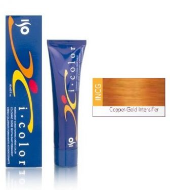 ISO i.Color INCG Copper-Gold Intensifier (3 Pack)