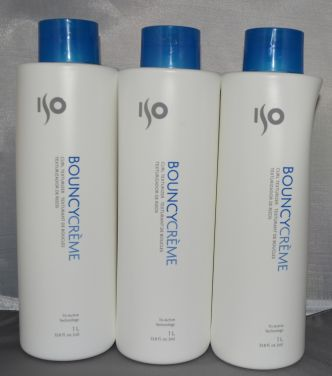 ISO Bouncy Creme 33.8oz (3 pack) Total = 101.4oz