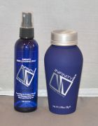 Infinity Hair Loss Concealer Dark Brown #301 0.98oz and Fiber Locking Spray 4oz