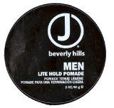 J Beverly Hills Men Lite Hold Pomade 2 oz.