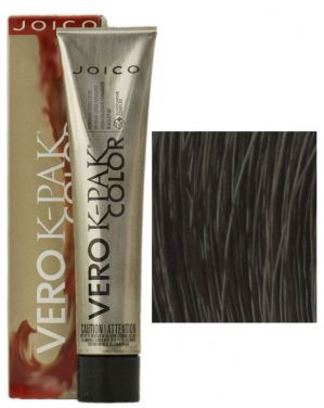 Joico Vero K-Pak Hair Color 4A Dark Ash Brown (2 Pack)