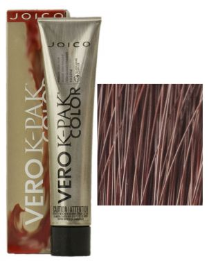 Joico Vero K-Pak Hair Color 5NRM Medium Natural Red-Mahogany Brown (2 Pack)