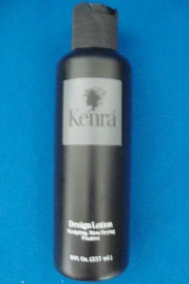 Kenra Design Lotion SCULPTING Blow Drying Fixative 8 oz
