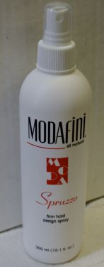 Modafini Spruzzo Firm Hold Design Spray 10.1 oz. Original