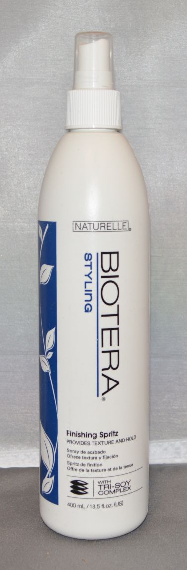 Naturelle Biotera Styling & Finishing Spritz 13.5 oz