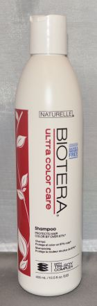 Naturelle Biotera Ultra Color Care Shampoo 13.5 oz Sulfate & Paraben Free